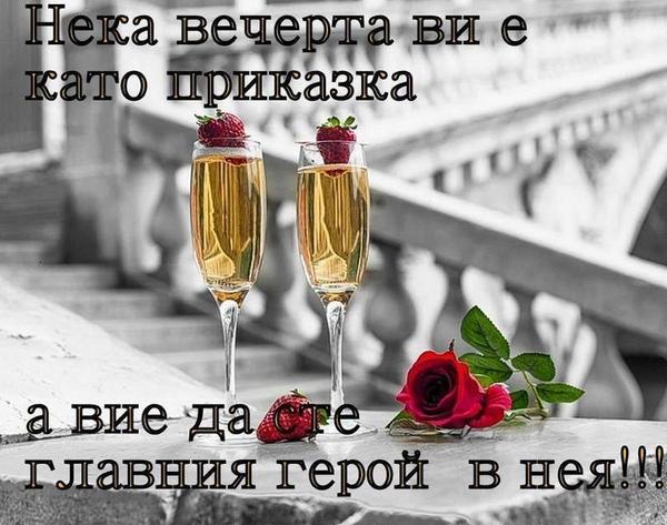 добър вечер