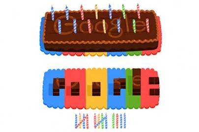 Гугъл става на 14г.!