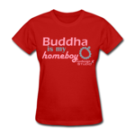 New Yorker's Buddha is my homeboy Tshirt