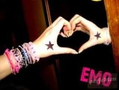 emo-стил